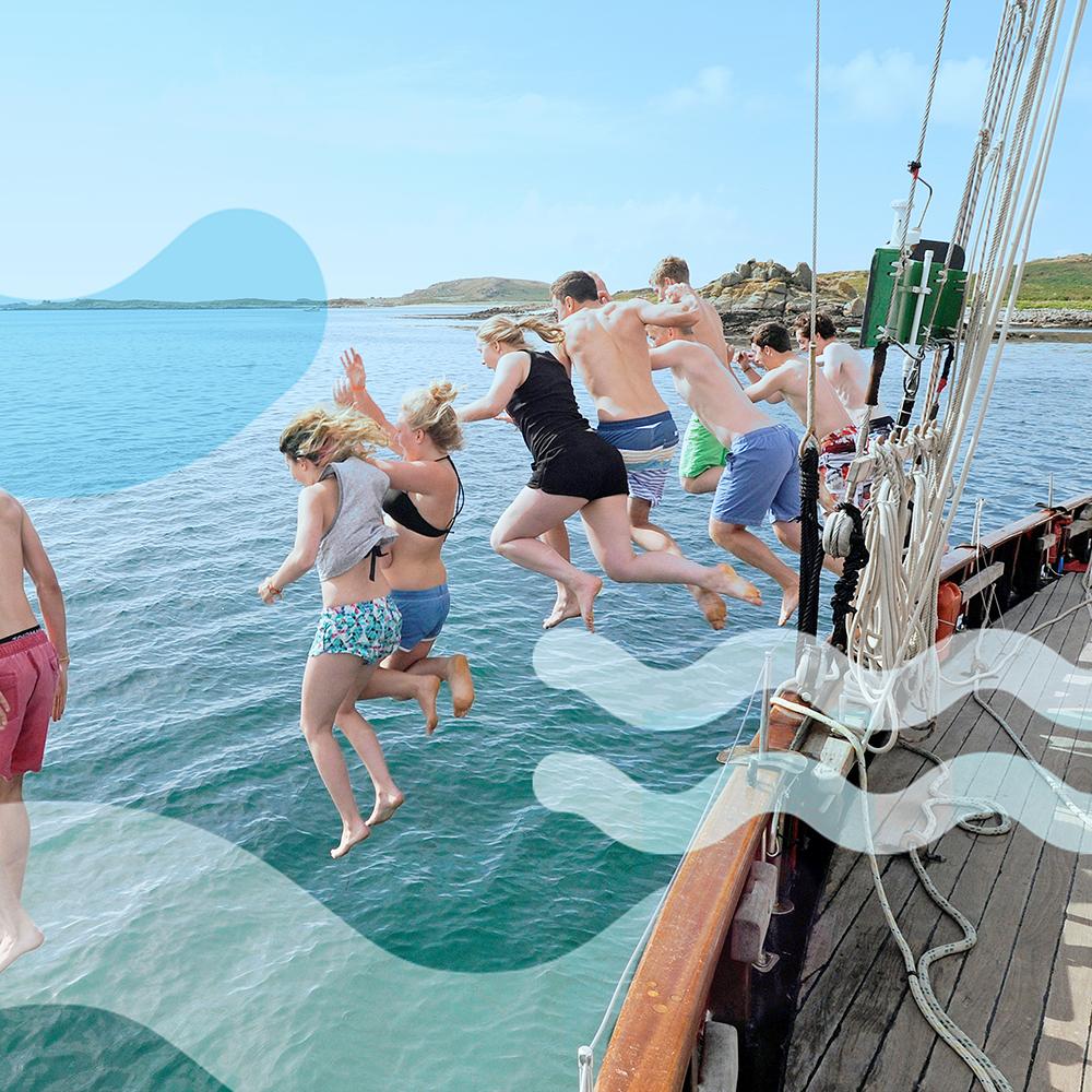 Sail Training International - Tall Ships Races 2022