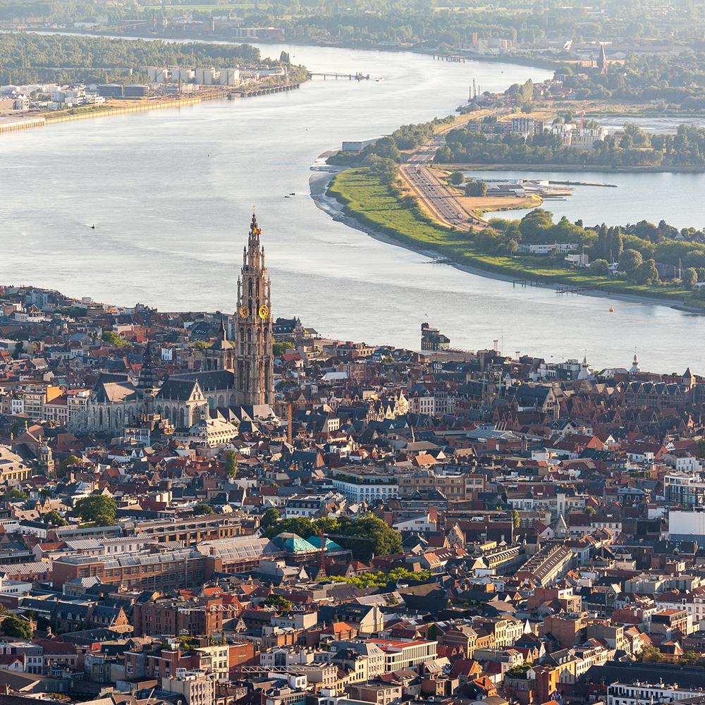 Stad Antwerpen - Tall Ships Races 2022
