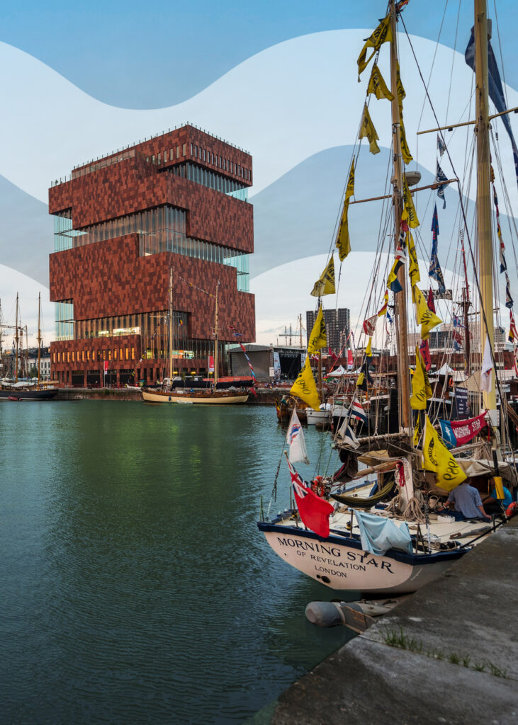 Troeven partners Tall Ships Races